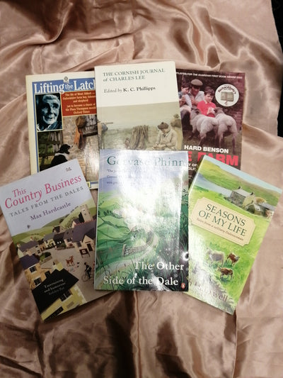 Rural Life Biographies Book Pack - Old Curiosity Bookshop