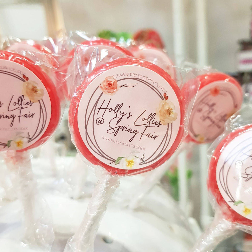 *SPECIAL OFFER* Small Personalised Lollipops