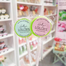 Load image into Gallery viewer, Small Personalised Corporate Lollipops