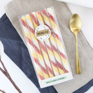 Amaretto Hot Drinks Stirrers