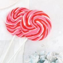 Load image into Gallery viewer, Cherry & Amaretto Giant Lollipop