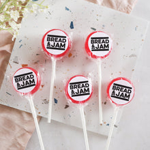Load image into Gallery viewer, *SPECIAL OFFER* Small Personalised Lollipops