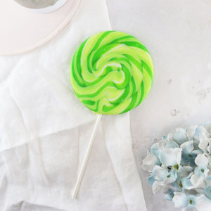 """Gin to my tonic"" Gin & Elderflower Giant Lollipop"