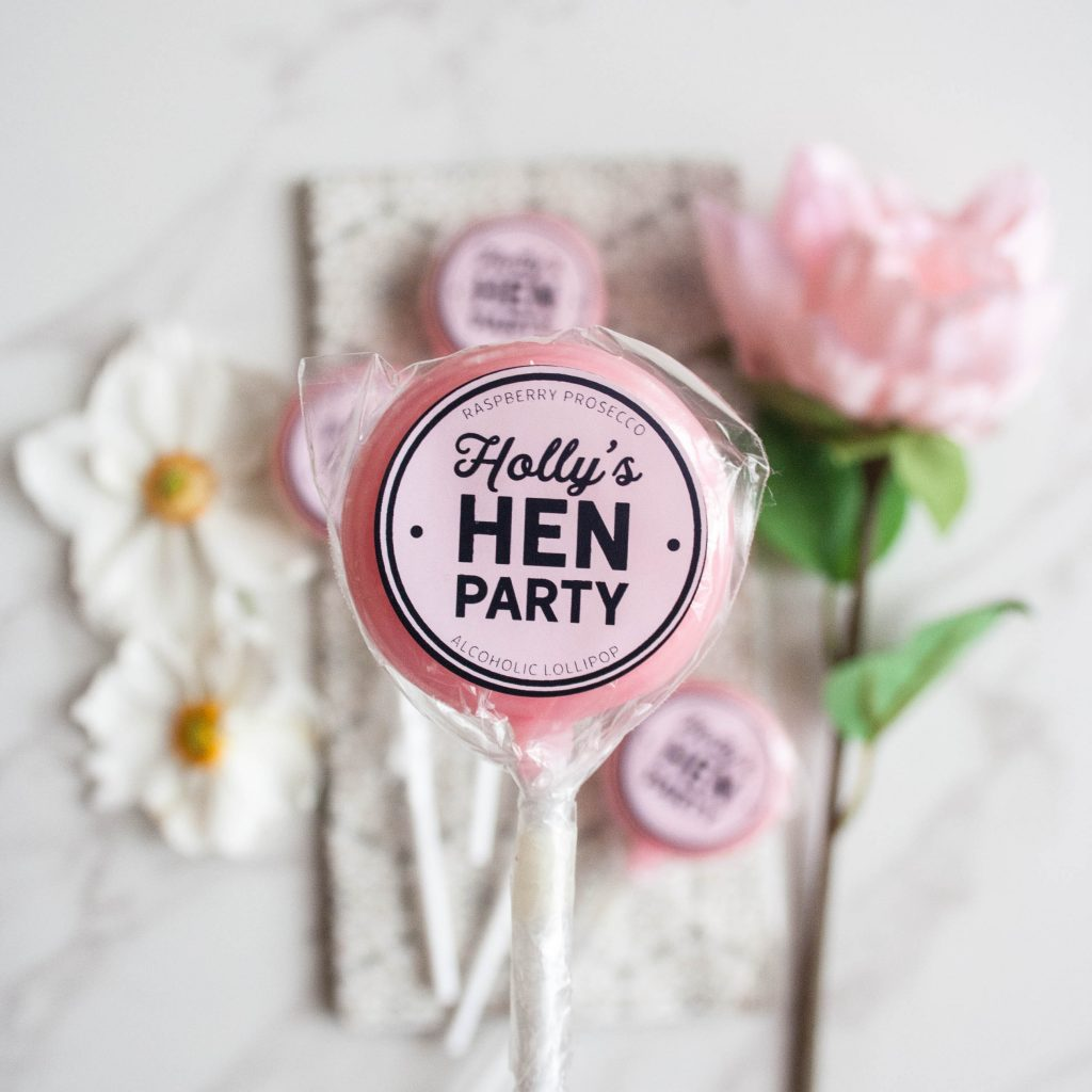 Hen Party Lollipop Special Facebook Offer