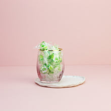 Load image into Gallery viewer, Boozy Prosecco Elderflower Rock Sweets