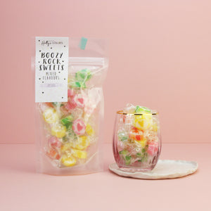Boozy Mixed Pack Rock Sweets