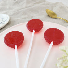 Load image into Gallery viewer, Alcoholic Mulled Wine Lollipops
