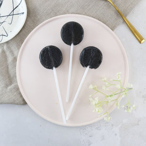 Alcoholic Whiskey Cola Lollipops