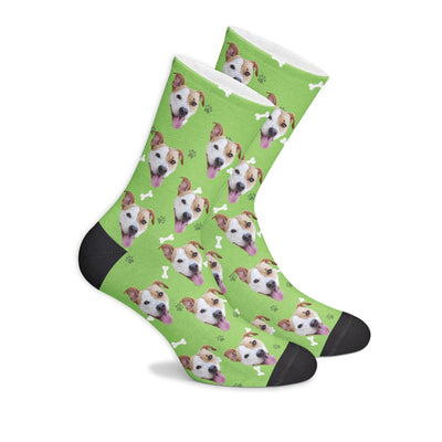 Custom Animal Socks
