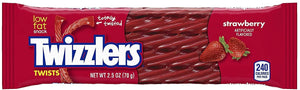 Twizzlers - Strawberry 70g