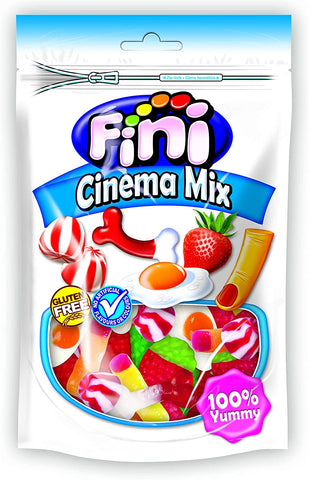 Fini Cinema Mix Bag 180g Gluten Free Sweets