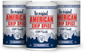 American Chip Spice 3x85g Tubs