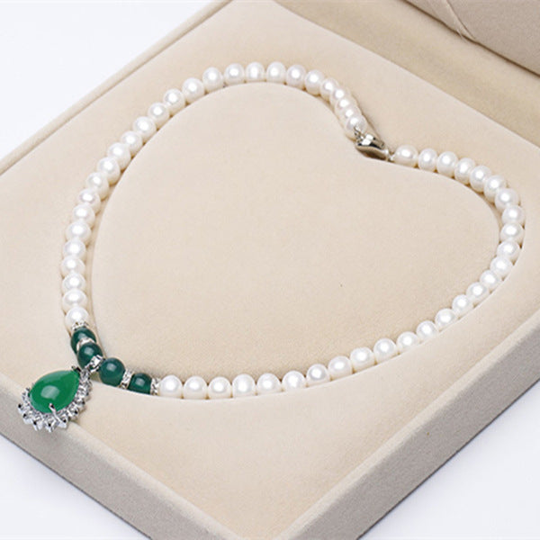 Natural Freshwater Pearls Necklace