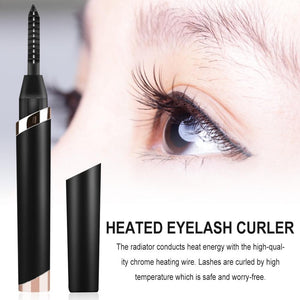 Electric Hot Eyelashes Curler