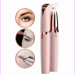 Flawless Eyebrow Epilator with LED