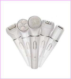 Skin Care Electric Massager 5 in 1