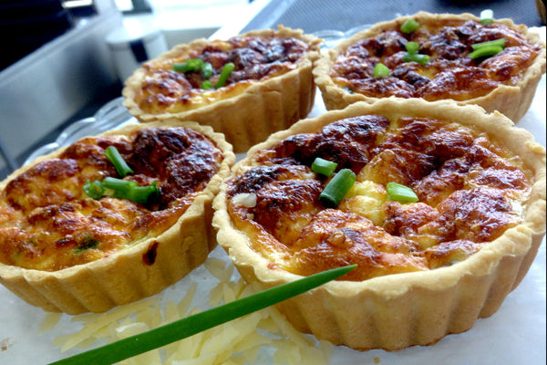 Quiche - Vegetable