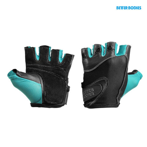 BETTER BODIES WOMENS FITNESS GLOVES