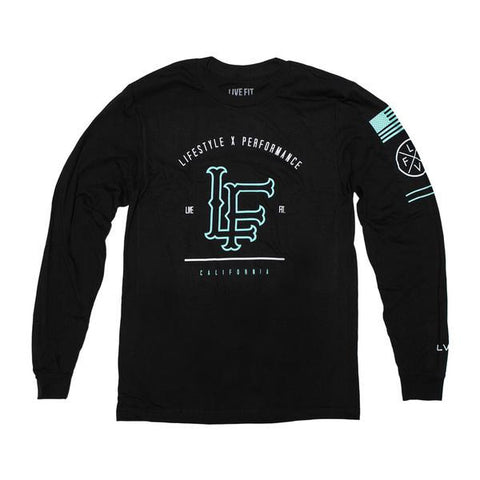 LIVE FIT CALIFORNIA LONGSLEEVE