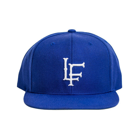 LIVE FIT LF SNAPBACK - ROYAL BLUE