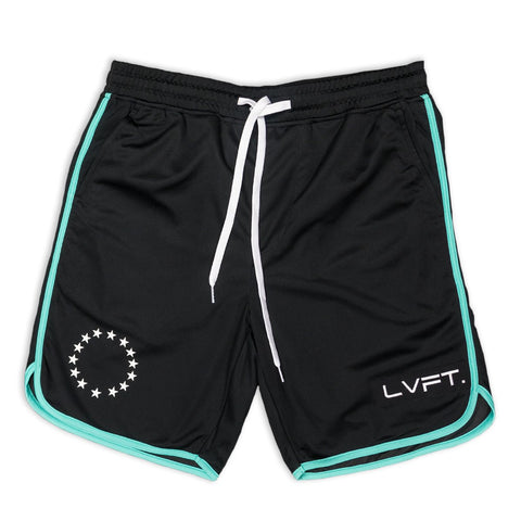 LIVE FIT ALL STAR ACTIVE SHORTS