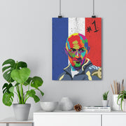 Iconic Fabien Barthez Poster - Football Iconz