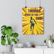 Iconic Michael Thomas Poster - Football Iconz