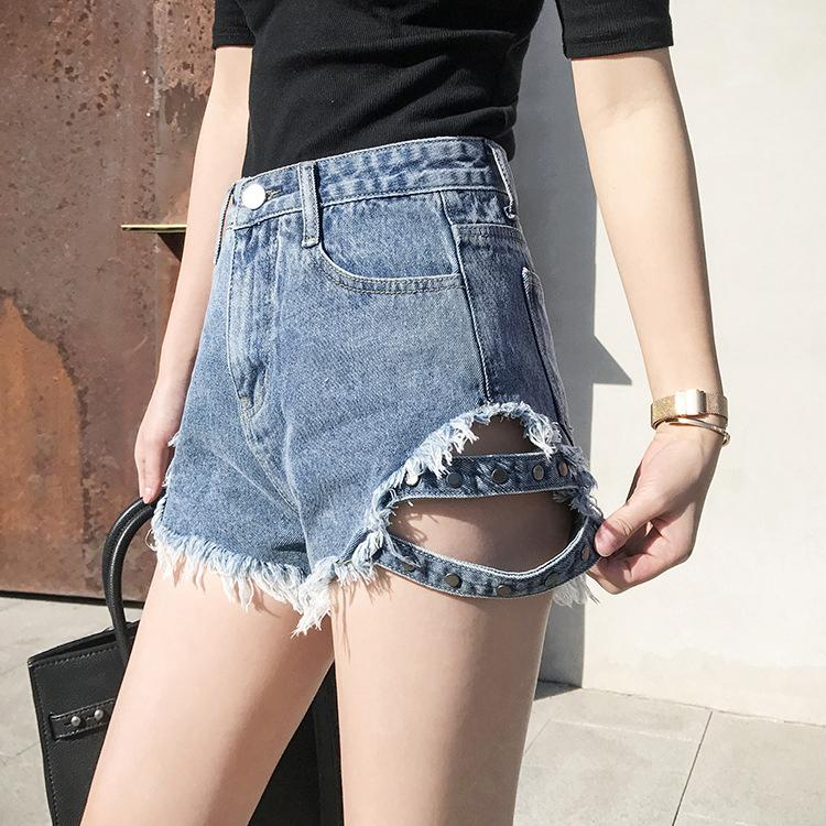 Shiny backless cross-lace sling dress