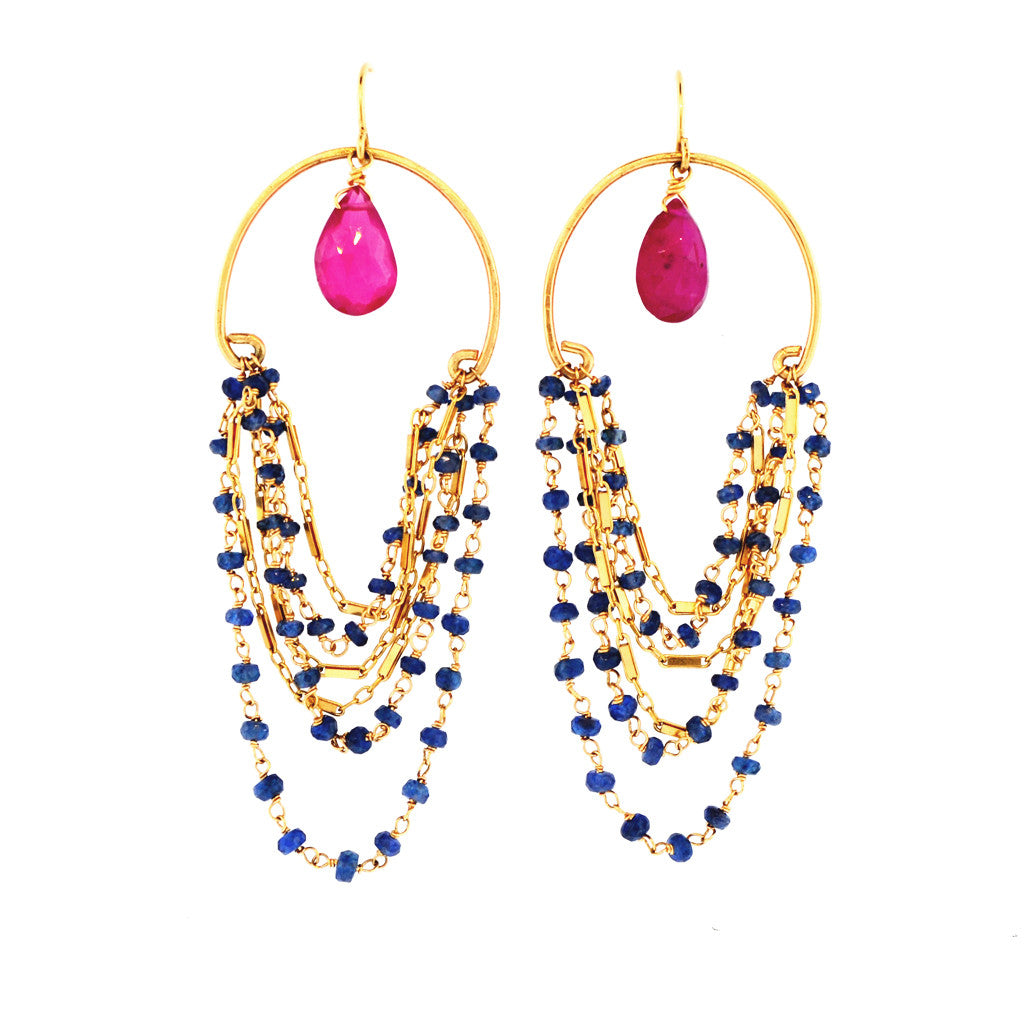 Le Marais Earrings
