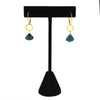 Up/Downtown earrings In London Blue Topaz