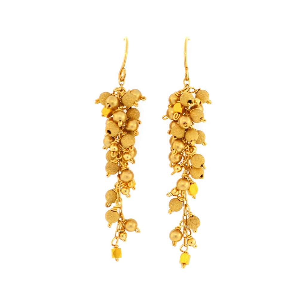 Pinot Gris Earrings