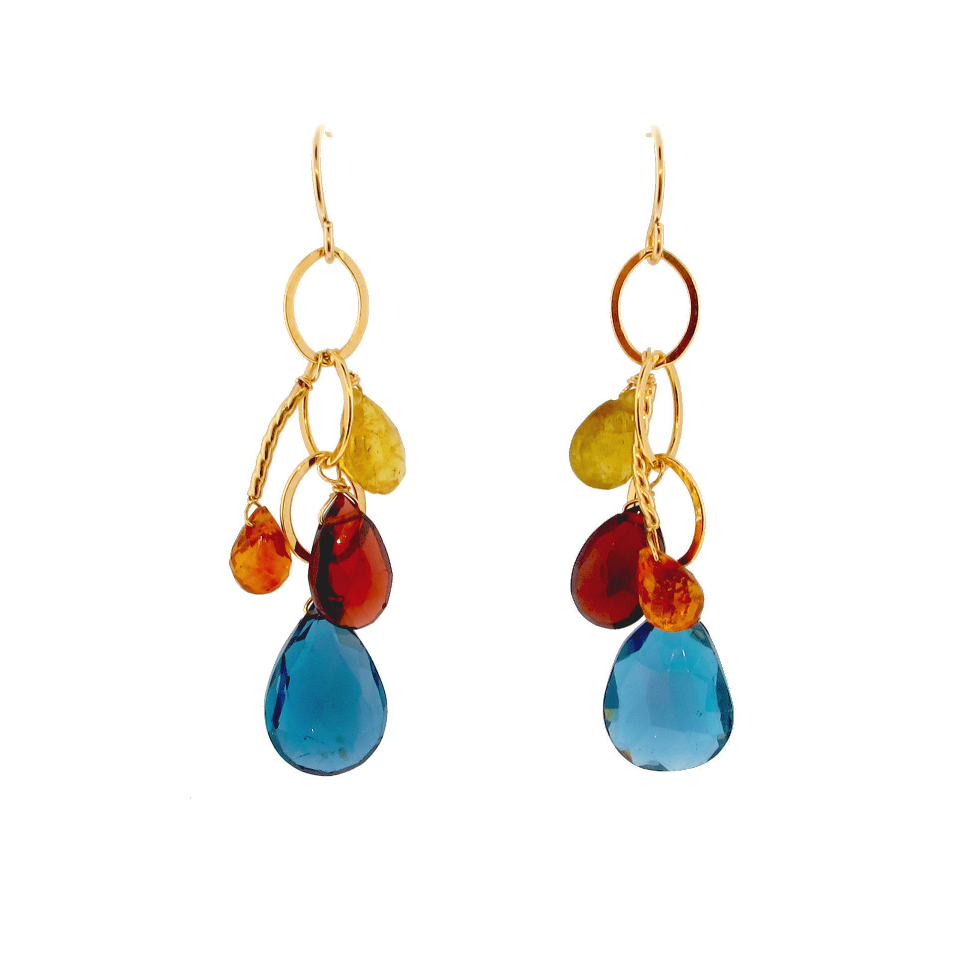 Costa Rica II Earrings