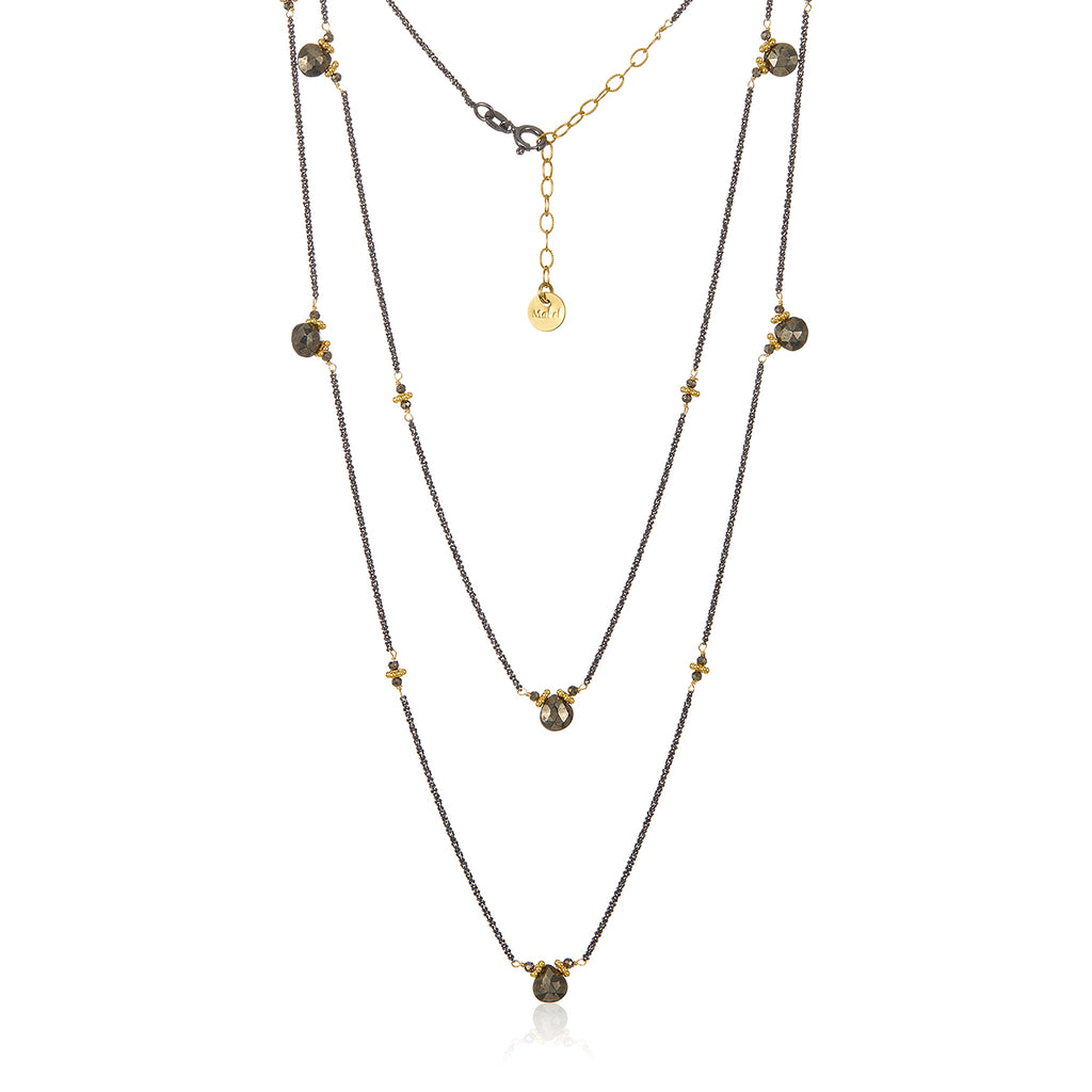 Flapper Chic Long Necklace