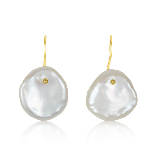 Illuminate Pearl Earrings
