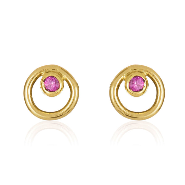 Golden Glory Studs