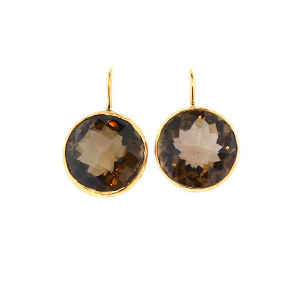 Liquid Amber Earrings