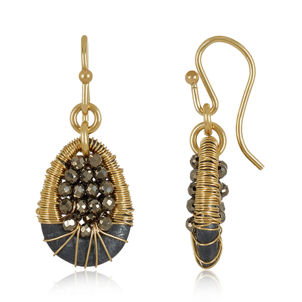 Mini Nopa Earrings