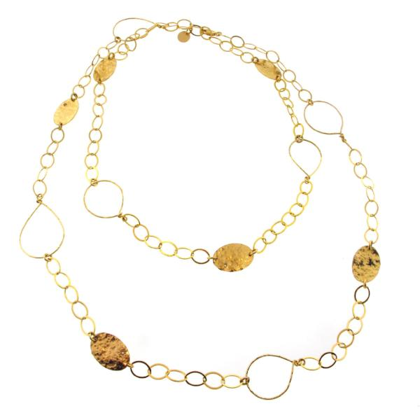 Golden Lasso Necklace