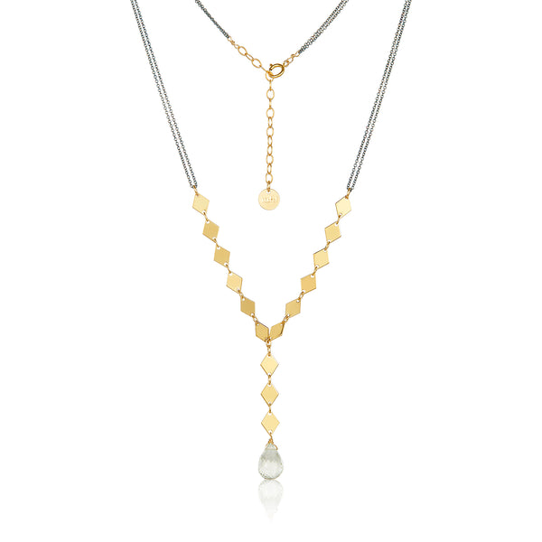 Queen Of Diamonds Necklace