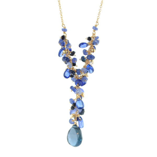 Petite Clusters Necklace
