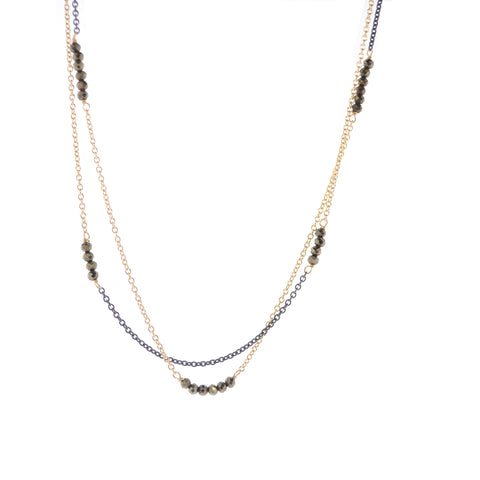 Mixed Double-Strand Pyrite