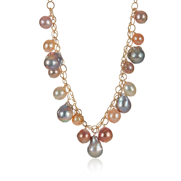 Derby Pearl Necklace