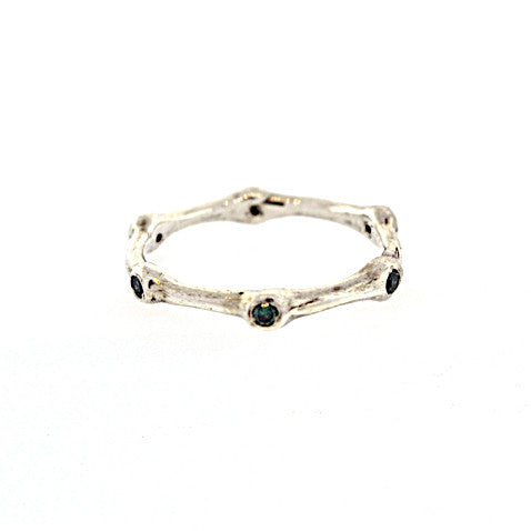 Amirah Ring in Sterling Silver