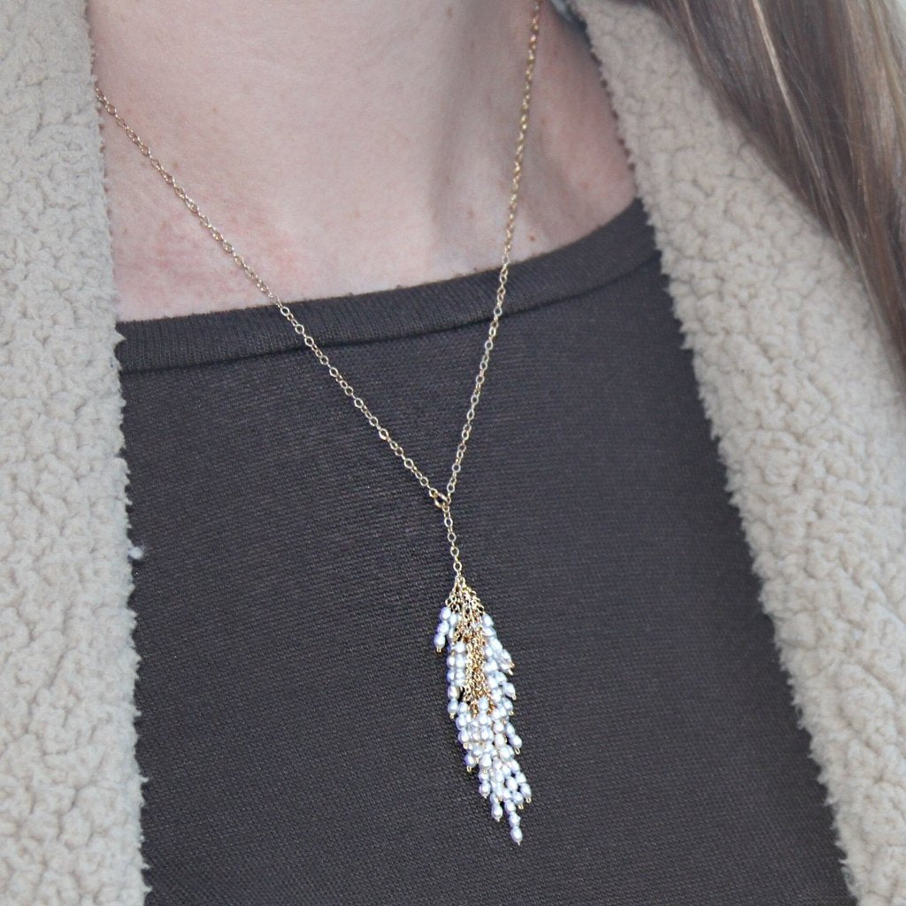 Firecracker Necklace - Mixed Color-Sold Out
