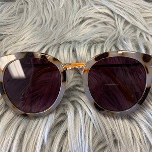 Primary Photo - BRAND: LOFT STYLE: SUNGLASSES COLOR: ANIMAL PRINT OTHER INFO: TORTOISE SHELL SKU: 198-198129-2372