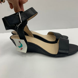Primary Photo - BRAND: NINE WEST STYLE: SANDALS LOW COLOR: BLACK SIZE: 8.5 OTHER INFO: NEW! COMPARE $44 SKU: 198-19812-14115