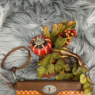 Primary Photo - BRAND: FOSSIL STYLE: WRISTLET COLOR: ORANGE SKU: 198-19888-24799
