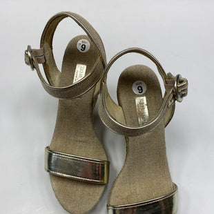 Primary Photo - BRAND:  CME STYLE: SANDALS LOW COLOR: GOLD SIZE: 9 OTHER INFO: MAYPOOL - SKU: 198-19888-16856