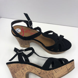 Primary Photo - BRAND: JELLY POP STYLE: SANDALS LOW COLOR: BLACK SIZE: 7.5 OTHER INFO: NEW! SKU: 198-19888-32824