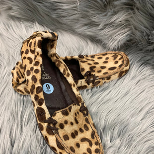 Primary Photo - BRAND: HUSH PUPPIES STYLE: SHOES FLATS COLOR: LEOPARD PRINT SIZE: 6 SKU: 198-19878-6556